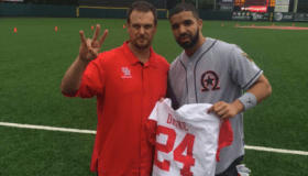 UH Head Coach Tom Herman & Drake